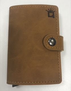 UNIQ miniWALLET light brown