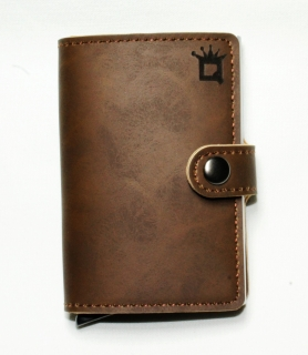 UNIQ miniWALLET brown