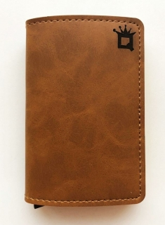 UNIQ miniWALLET 2 light brown